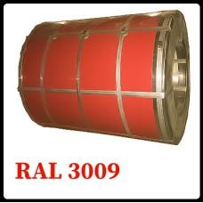 Листовая рулонная сталь 0,5 мм — RAL РЕ | ТМ