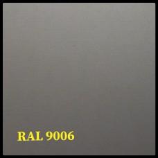 Листовая сталь 0,45 мм с полимерным покрытием - TEZCAN ( Турция ) RAL 9006