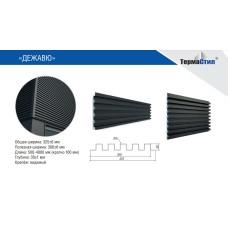 Фасадная панель — Дежавю | 0,5 мм | PE | RAL 1003