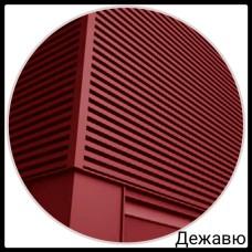 Фасадная панель — Дежавю | 0,5 мм | PE | RAL 3005