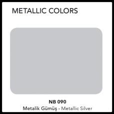 АКП NATURALBOND 4 mm NB 090 Vttallic Silver