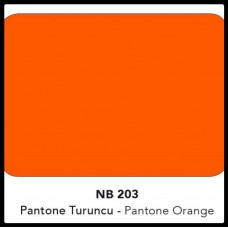 АКП NATURALBOND 4 mm NB 203 Pantone Orange