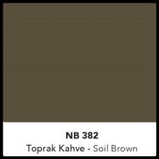 АКП NATURALBOND 4 mm NB 382 Soil brown