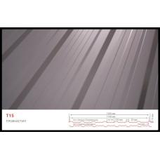 Профнастил Т 15 RAL 9005