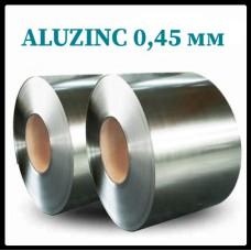 Гладкий лист ALZN -Aлюцинк   0,45 мм   1250 мм   Турция   TEZCAN