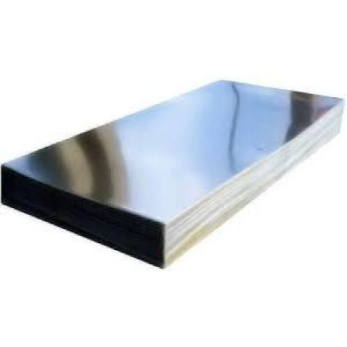 Гладкий лист оцинкованный 0.3 мм-0.7 мм в ассортименте. Ширина 1250 мм, Длинна Под заказ.