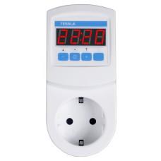 Терморегулятор Tessla TRW (розеточный программируемый)