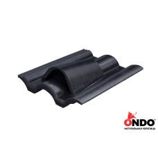 Вентиляционная черепица ONDO Grafito (Серый)