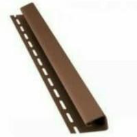 Bryza Профиль J 4,0 м коричневый