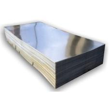 Оцинкованный лист цинк 140, толщиной 0.5 мм (1250*2000).