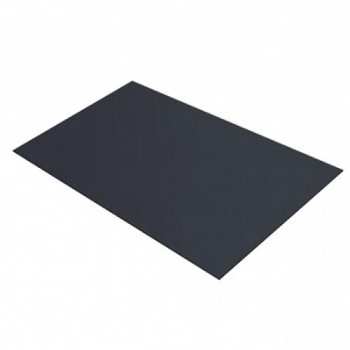 Гладкий лист 0.5 мм RAL 7024 ArcelorMittal (2000*1250)