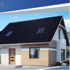 Жилой дом по технологии ЛСТК . Цена под ключ площадь дома 194 кв.м.