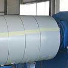 Штрипс лента металлическая 25 см с полимерным покрытием 0,45 мм