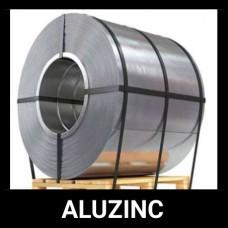 Гладкий Лист Алюмоцинк - (ALZN) | Южная Корея | 0,45 мм | 1250 мм |