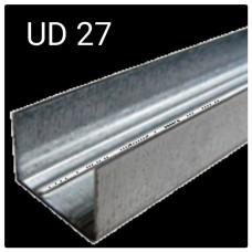 Профиль направляющий UD 27 0,55 мм 3 м
