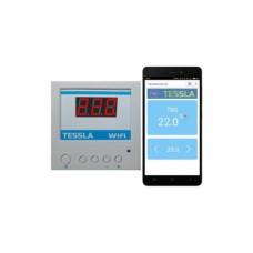 Терморегулятор для обогрева помещений Tessla TRSW WiFi