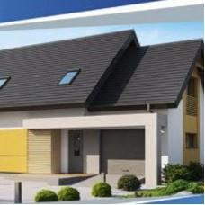 Жилой дом по технологии ЛСТК  площадь дома 223 кв.м.