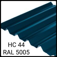 RAL 5005 - Профнастил Н 44