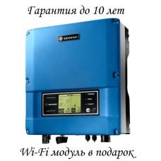 Сетевой солнечный инвертор GoodWe 1.5кВт, 220В  (Модель GW1500-SS)