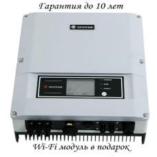 Сетевой солнечный инвертор GoodWe 5.1кВт, 220В  (Модель GW4600-SS)