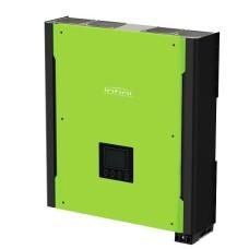 Сетевой солнечный инвертор  с резервной функцией 3кВт, 220В, однофазный (Модель InfiniSolar 3kW Plus)