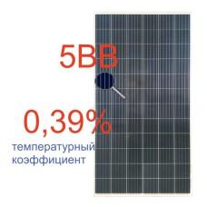 Солнечная батарея (панель) 330Вт, поликристаллическая RSM72-6-330P/5BB, Risen