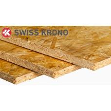 Плита OSB-3 2500*1250*18 Swiss Krono