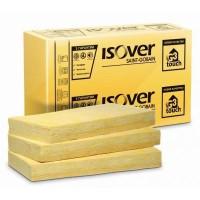 Утеплитель минеральная вата ISOVER (ИЗОВЕР) Штукатурный Фасад 100 мм 2,88 м2/упк