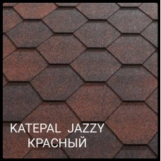 Битумная черепица Katepal JAZZY Киев.