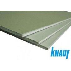 Гипсокартон потолочный Knauf 9,5*2500*1200мм (склад в Днепре)