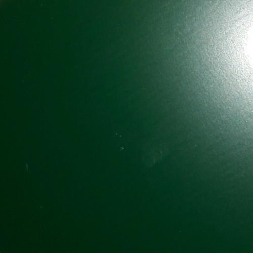 Гладкий лист 0,7 мм RAL 6005 Северсталь в защитной  пленке