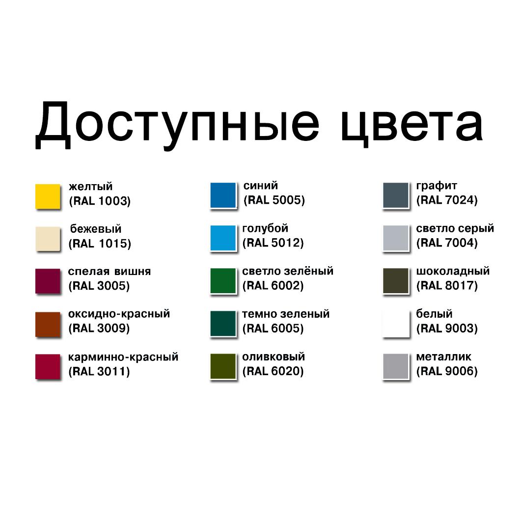 """Планка Конька Тип - 7 Купить на ➦""""TRISHKOVCOMPANY ®"""""""